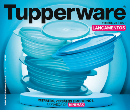 Catalogo Tupperware 2021 Vitrine 08 PDF